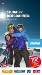 STUBAIER BERGBAHNEN - Stubaier Gletscher