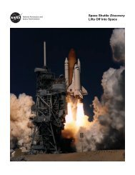 Space Shuttle Discovery Lifts Off Into Space pdf
