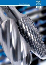 Limas Rotativas de metal duro - PFERD
