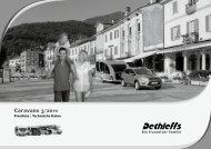 Caravans 3/2011 - Dethleffs