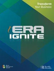 ERA-IGNITE Brochure - Reynolds and Reynolds