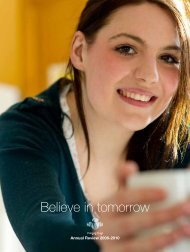 Believe in tomorrow - The Prince's Trust