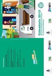 Calendario raccolta differenziata 2013 Famiglie - Il Gruppo Hera