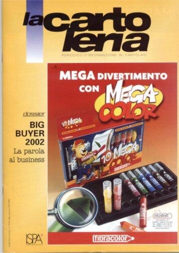 La Cartoleria (novembre 2002) - Kmp