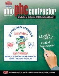 Volume 2011, Issue 4 - PHCC Ohio