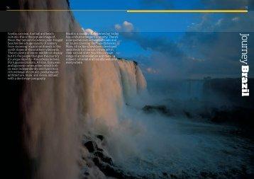 Brazil at a glance - Journey Latin America