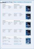 Kollektor-Gleichstrommotoren Baureihe GR/G - Dunkermotoren - Page 6