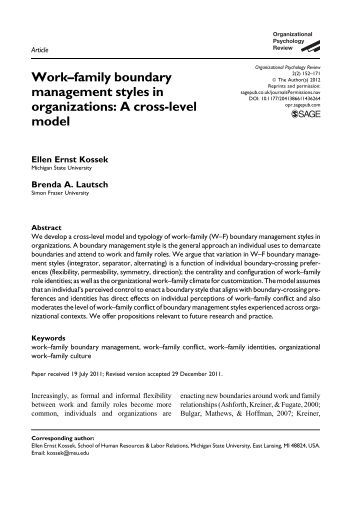 management styles in organizations Conflict management/styles of approaching conflict/  management moves organizations toward these purposes or goals by  nursing leadership and management.