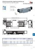 Schwerlast-Lineareinheiten D-Line Heavy duty linear units D-Line - Page 7