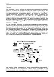 """Lehrbuch als Nachschlagwerk - Zum """"gestuften Aufbau"""""""