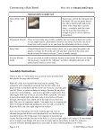 Constructing a Rain Barrel - Wild Ones Niagara - Page 4