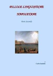 02.PILLOLE LINGUISTICHE NAPOLETANE - Vesuvioweb