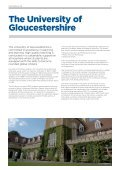 Director of Business Development - University of Gloucestershire - Page 5