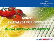 2 - Johnson Matthey - Emission Control Technologies