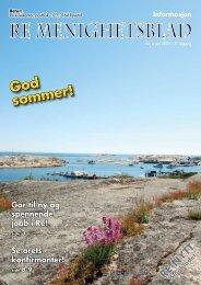 Nr.4 2009 - Re kirkelige fellesråd - Den norske kirke