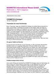 PR Nachbericht Stuttgart 09