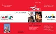 Teaching Music, Understanding Children - Musikgarten