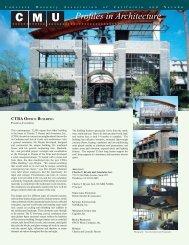 CMU_Profiles_October.. - Concrete Masonry Association of ...