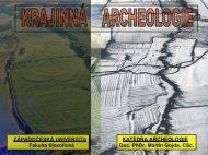 přednáška 12b - Katedra archeologie