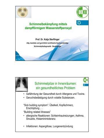 Ing. Winfried Scheirer (Univ. für Bodenkultur/ PEA-CEE GmbH)