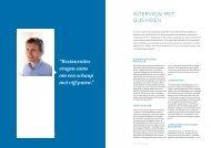 Interview met Gijs Hoen - Stadsherstel Amsterdam