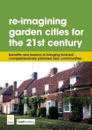 re-imagining garden cities for the 21st century - Town and Country ...