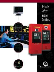 Total Fire and Gas System Solutions - Simark Controls