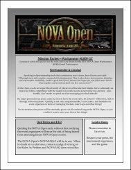 Mission Packet—Warhammer 40,000 GT - NOVA Open