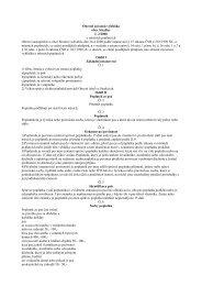 Obecně závazná vyhláška obce Strašice č. 2/2000 o ... - obec Strašice