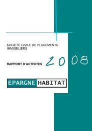RAPPORT EH 2008