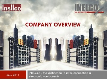 company presentation - INELCO