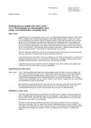 Promemoria om avgifter för vård i serie / 11 § i ... - Kommunerna.net