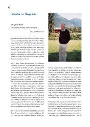Max Bolliger - Der grüne Fuchs