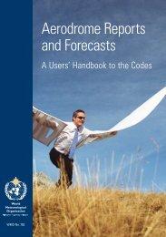 Aerodrome Reports and Forecasts - E-Library - WMO