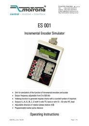 ES 001 - Elektro-Trading