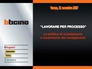 Nessun titolo diapositiva - Unione degli Industriali della provincia di ...