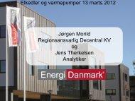 Jørgen Morild Regionsansvarlig Decentral KV og Jens Therkelsen ...