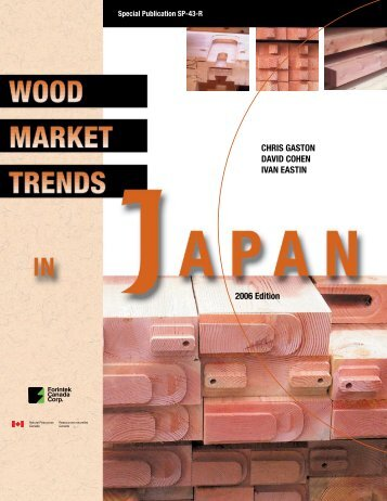 Wood Market Trends in Japan - Solutions for Wood