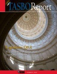 September 2009 - Texas Association of School Business Officials