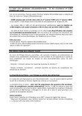 la première synthèse de cette journée - Page 2