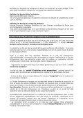 la première synthèse de cette journée - Page 4