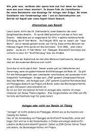 Erdgas (CNG) Autogas - Autohaus Langer GmbH