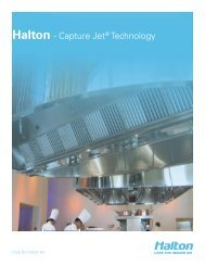 Capture Jet Brochure - Halton Company