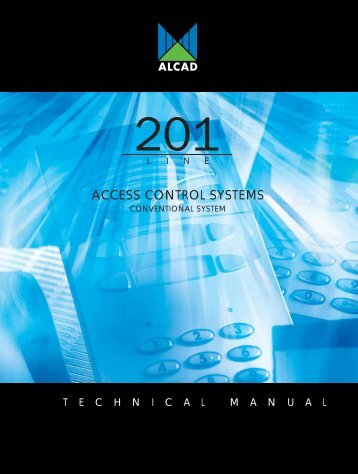 Conventional Systems Technical Manual - Alcad