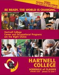 X - Hartnell College!!