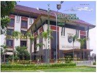 daftar tabel - Bappeda Depok - Pemerintah Kota Depok