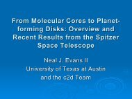From Molecular Cores to Planet-forming Disks - Star Formation ...