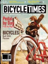 BicycleTimes 006_Covers 80_f.indd - Cantitoe Road