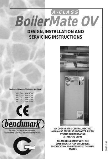 Boilermate 3 manual