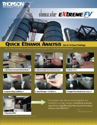 Quick Ethanol Analysis 0-10 Hour Testing - Thomson Instrument ...
